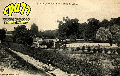Juilly - Par cet Etang du Collège