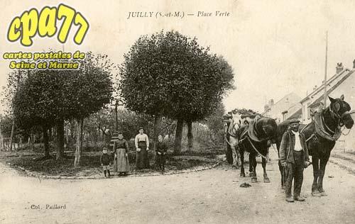 Juilly - Place Verte