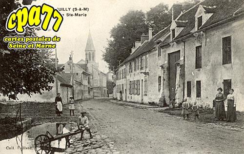Juilly - Rue Ste-Marie