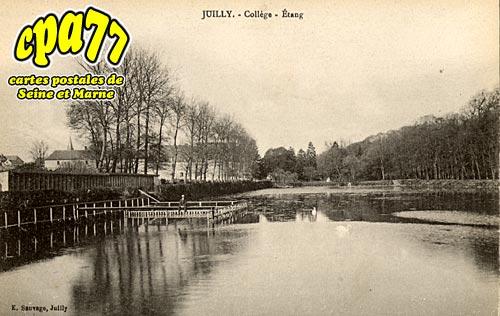 Juilly - Collège - Etang