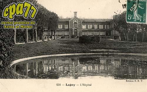 Lagny Sur Marne - L'Hôpital