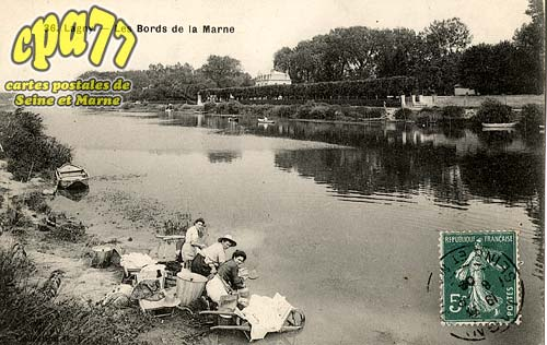 Lagny Sur Marne - Les Bords de la Marne