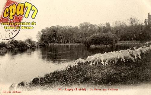 Lagny Sur Marne - La Marne aux Vallières