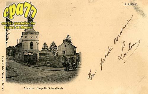 Lagny Sur Marne - Ancienne Chapelle St-Denis