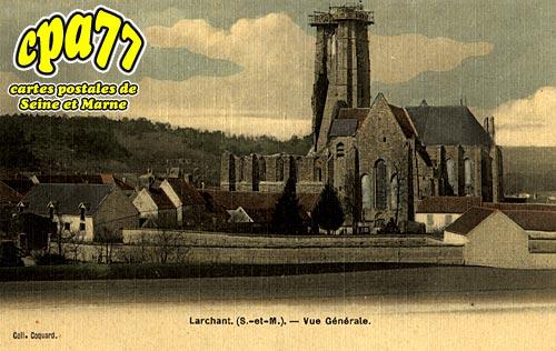 Larchant - Vue Générale