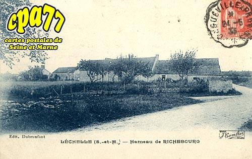 Lechelle - Hameau de Richebourg