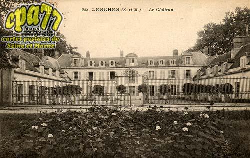 Lesches - Le Château