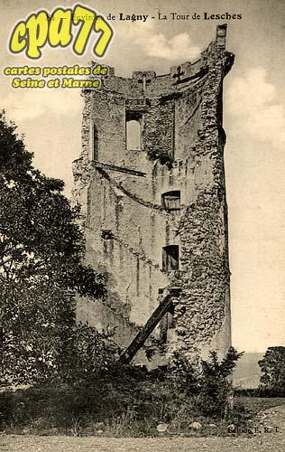 Lesches - La Tour de Lesches