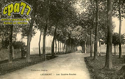 Lieusaint - Les Quatre-Routes