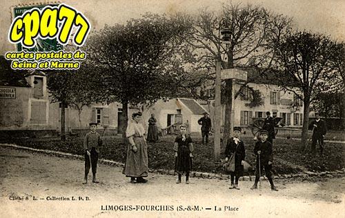 Limoges Fourches - La Place