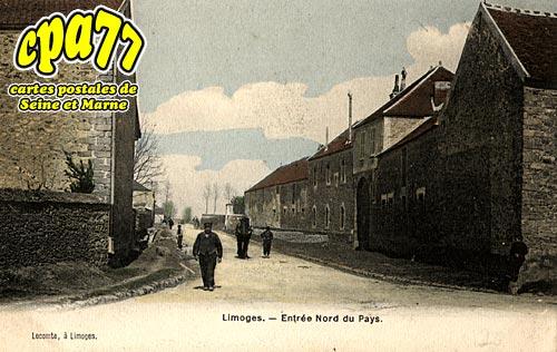 Limoges Fourches - Entrée Nord du Pays