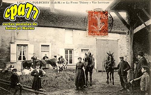 Limoges Fourches - La Ferme Thierry - Vue Intérieure