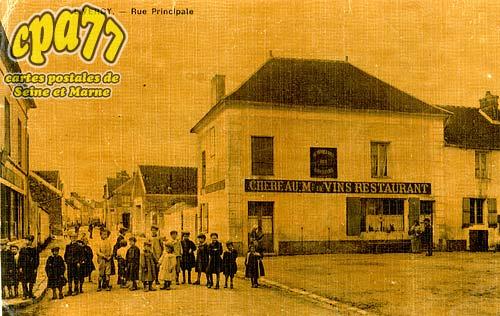 Liverdy En Brie - Rue principale
