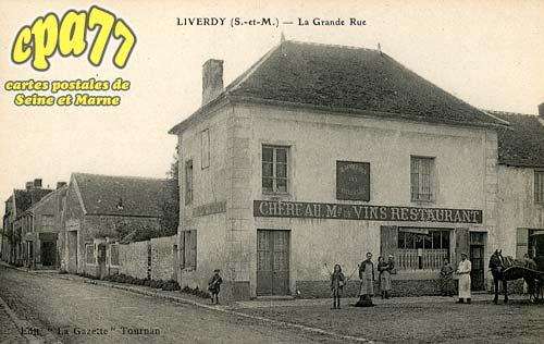 Liverdy En Brie - La Grande Rue
