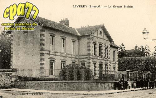 Liverdy En Brie - Le Groupe Scolaire