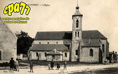 Liverdy En Brie - L'Eglise