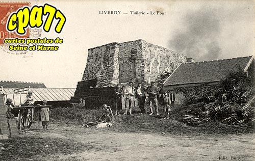 Liverdy En Brie - Tuilerie - Le Four