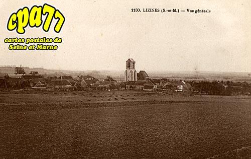 Lizines - Vue générale