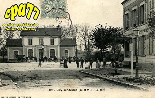 Lizy Sur Ourcq - La Gare