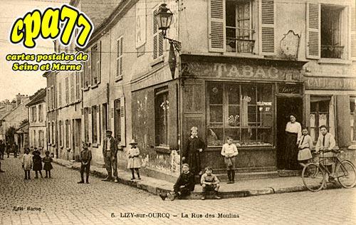 Lizy Sur Ourcq - La Rue des Moulins