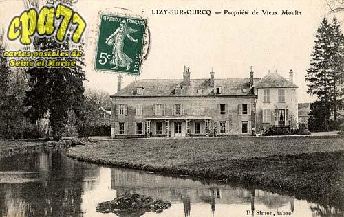 Lizy Sur Ourcq - Propriété de Vieux Moulin