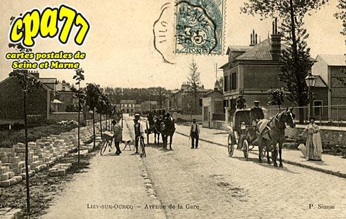Lizy Sur Ourcq - Avenue de la Gare