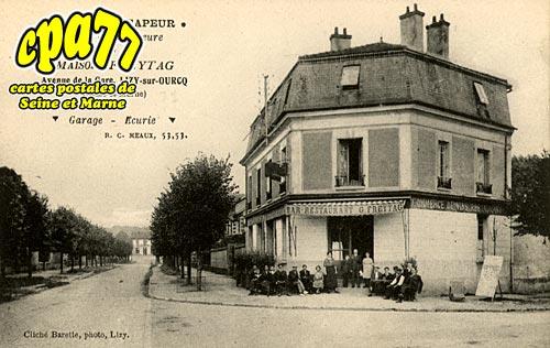 Lizy Sur Ourcq - Hôtel du Sapeur - Maison Freytag