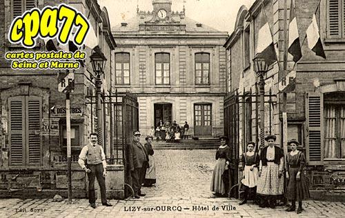 Lizy Sur Ourcq - Hôtel de Ville