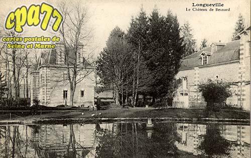 Longueville - Le Château de Benard