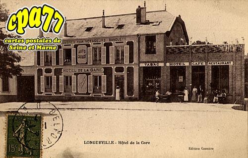Longueville - Hôtel de la Gare