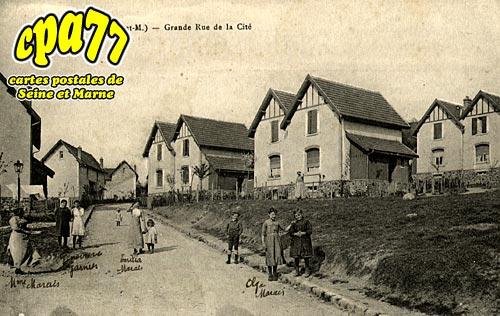Longueville - Grande et la Cité