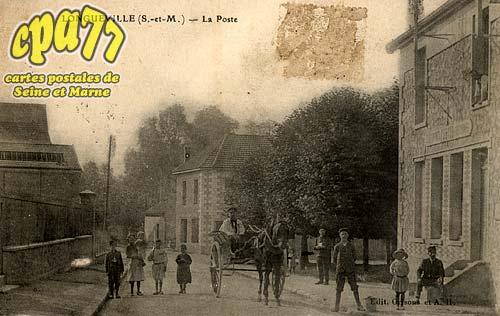 Longueville - La Poste