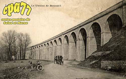 Longueville - Le Viaduc de Besnard