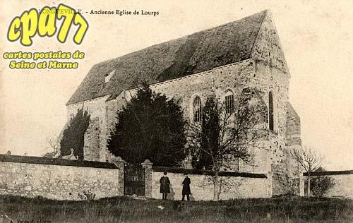 Longueville - Ancienne Eglise des Lourps