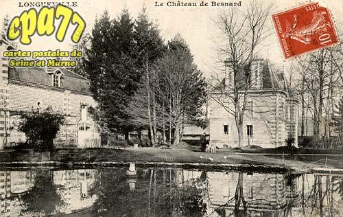 Longueville - Le Château de Besnard