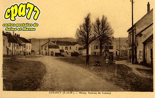Luzancy - Messy, hameau de Luzancy