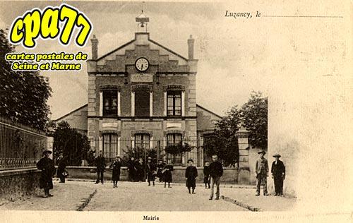 Luzancy - Mairie