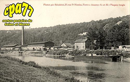 Luzancy - La Briqueterie