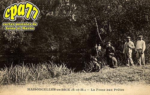 Maisoncelles En Brie - La Fosse aux Prêtres