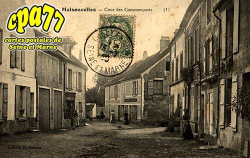 Maisoncelles En Brie - Cour des Commerçants (1)