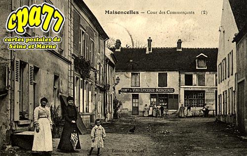 Maisoncelles En Brie - Cour des Commerçants (2)