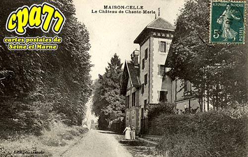 Maisoncelles En Brie - Le Château de Chante-Merle