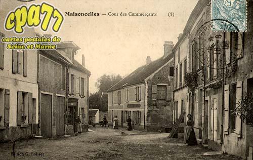 Maisoncelles En Brie - Cour des Commerçants
