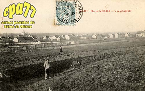 Mareuil Lès Meaux - Vue générale