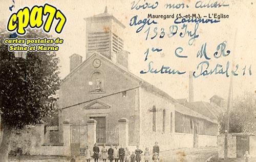 Mauregard - L'Eglise
