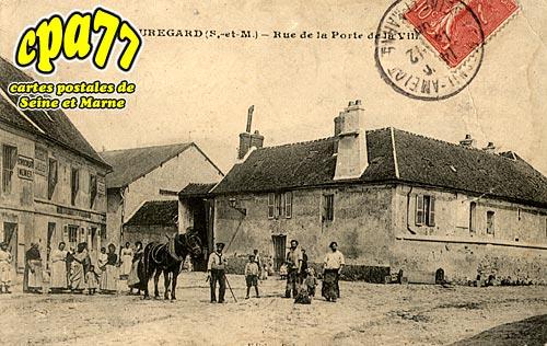 Mauregard - Rue de la Porte de la Ville
