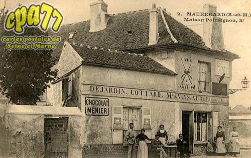 Mauregard - Maison Poinsignon, Sr