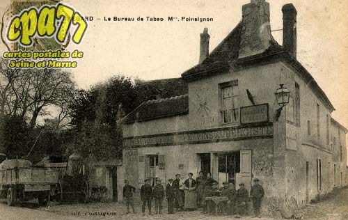 Mauregard - Le Bureau de Tabac, Maison Poinsignon