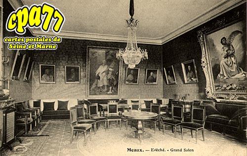 Meaux - Evêché - Grand Salon