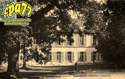 Meaux - Saint-Faron - L'Abbaye